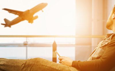 Waarom je moe bent na de vlucht in een vliegtuig