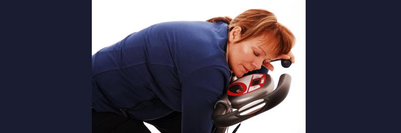 Sporten en vermoeidheid