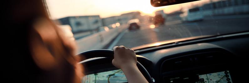 Auto ongelukken door vermoeidheid