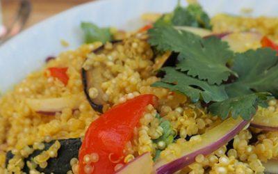 Quinoa koken – waarom en hoe?