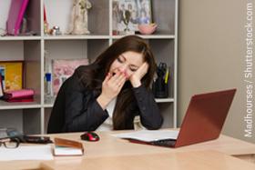 Heeft 64% van de Nederlanders last van vermoeidheid?