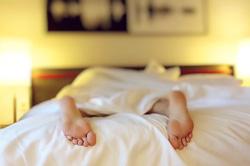 Hoe je van slaaptekort dik kunt worden