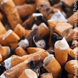 roken en vermoeidheid