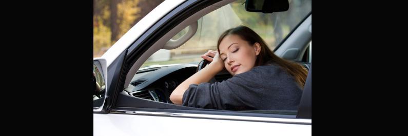 Een vermoeidheidsassistent in je auto